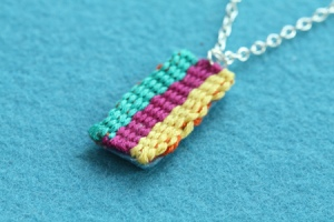 mini-weaving